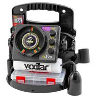 Vexilar FLX-20 ProPack II & 12 Degree Ice-Ducer from Blain's Farm and Fleet
