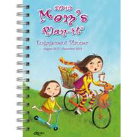 Lang Mom's Plan-It 2018 Spiral Engagement Planner from Blain's Farm and Fleet