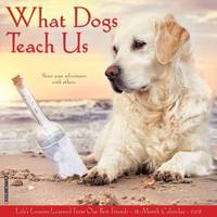 Willow Creek Press What Dogs Teach Us 2018 Calendar from Blain's Farm and Fleet