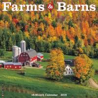 Willow Creek Press Farms & Barns 2018 Calendar from Blain's Farm and Fleet