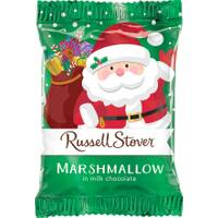 Russell Stover Milk Chocolate Marshmallow Santa from Blain's Farm and Fleet