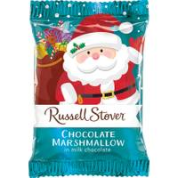Russell Stover Milk Chocolate Chocolate Marshmallow Santa from Blain's Farm and Fleet