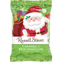 Russell Stover Milk Chocolate Marshmallow Caramel santa from Blain's Farm and Fleet