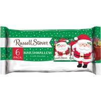 Russell Stover Milk Chocolate Marshmallow - 6 Pack from Blain's Farm and Fleet