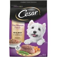 Cesar Filet Mignon with Spring Vegetables Dry Dog Food from Blain's Farm and Fleet