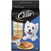 Cesar Rotisserie Chicken with Spring Vegetables Dry Dog Food from Blain's Farm and Fleet