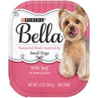 Purina Bella With Beef in Savory Juices from Blain's Farm and Fleet