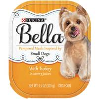 Purina Bella With Turkey in Savory Juices from Blain's Farm and Fleet