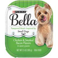 Purina Bella With Chicken & Smoked Bacon in Savory Juices from Blain's Farm and Fleet