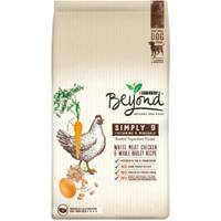 Purina Beyond Simply 9 White Meat Chicken & Whole Barley Recipe Dry Dog Food from Blain's Farm and Fleet