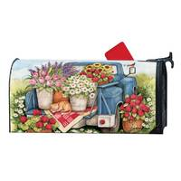 MailWraps by Studio M Magnetic Mailbox Cover from Blain's Farm and Fleet