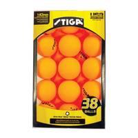 Escalade Orange One-Star 38-Pack Table Tennis Balls from Blain's Farm and Fleet
