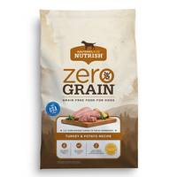 Rachael Ray Nutrish Zero Grain Recipe Turkey Dog Food from Blain's Farm and Fleet