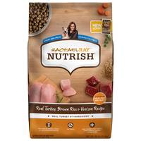 Rachael Ray Nutrish Real Turkey & Veggies Recipe Dog Food from Blain's Farm and Fleet