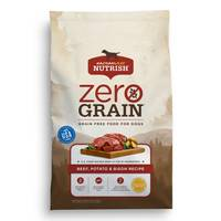 Rachael Ray Nutrish Zero Grain Recipe Beef & Bison Dog Food from Blain's Farm and Fleet