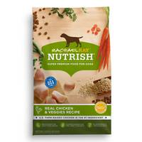 Rachael Ray Nutrish Real Chicken & Veggies Recipe Dog Food from Blain's Farm and Fleet
