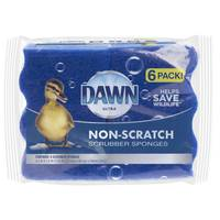 Dawn Non-Scratch Scrubber Sponges from Blain's Farm and Fleet