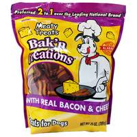 Triumph Pet Industries Bak'n Creations Dog Treats from Blain's Farm and Fleet