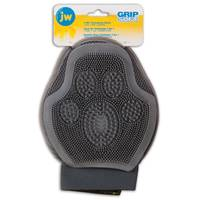 JW Grip Soft 3 in 1 Grooming Glove from Blain's Farm and Fleet