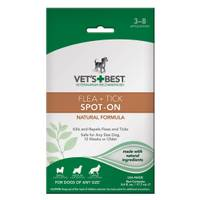 Vet's Best Natural Flea & Tick Spot-On Drops from Blain's Farm and Fleet