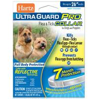 Hartz Ultra Guard Pro Flea & Tick Pet Collar from Blain's Farm and Fleet
