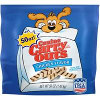 Canine Carry Outs 5 oz Chicken Dog Treats from Blain's Farm and Fleet