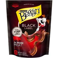 Purina Beggin' 23.5 oz Black Label Dog Treats from Blain's Farm and Fleet