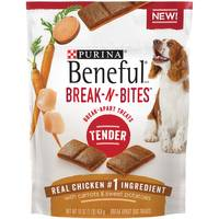 Purina Beneful 16 oz Break-N-Bites Dog Treats from Blain's Farm and Fleet