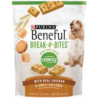 Purina Beneful 30 oz Break-N-Bites Dog Treats from Blain's Farm and Fleet
