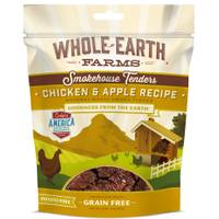 Whole Earth Farms 5 oz Chicken Apple Tenders Dog Treats from Blain's Farm and Fleet