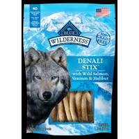 Blue Buffalo Wilderness Wilderness 6 oz Denali Stix Dog Treats from Blain's Farm and Fleet