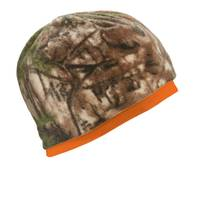Seirus Innovation Men's Realtree Xtra & Blaze Orange Fleece Dynamax Hat from Blain's Farm and Fleet