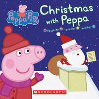 Scholastic Peppa Pig Christmas Book from Blain's Farm and Fleet