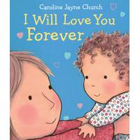 Scholastic I Will Love You Forever Book from Blain's Farm and Fleet