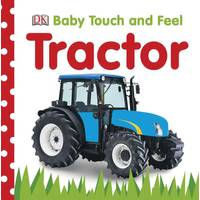 Penguin Random House Baby Touch and Feel: Tractor from Blain's Farm and Fleet