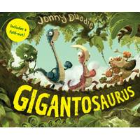 Penguin Random House Gigantosaurus from Blain's Farm and Fleet