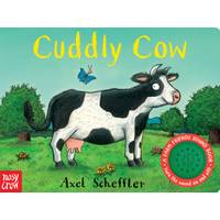 Penguin Random House Cuddly Cow from Blain's Farm and Fleet