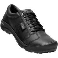 KEEN Men's Black Austin Shoes from Blain's Farm and Fleet