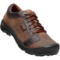 KEEN Men's Chocolate Brown Austin Shoes from Blain's Farm and Fleet