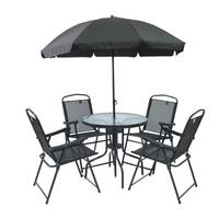 Prestige Patio 6-Piece Sling Patio Dining Set from Blain's Farm and Fleet