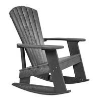 Captiva Adirondack Patio Rocking Chair from Blain's Farm and Fleet