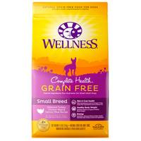 Wellness Complete Grain Free Sall Breed Dog Food from Blain's Farm and Fleet