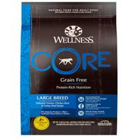 Wellness CORE Grain Free Large Breed Formula Dry Dog Food from Blain's Farm and Fleet