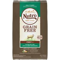 Nutro Grain Free Adult Dry Dog Food from Blain's Farm and Fleet
