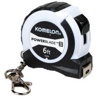 Komelon ABS Power Blade II Keychain Tape from Blain's Farm and Fleet