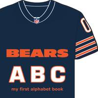 Michaelson Entertainment Chicago Bears ABC Book from Blain's Farm and Fleet