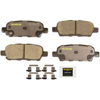 Monroe Total Solution CX1393 Ceramic Brake Pads from Blain's Farm and Fleet