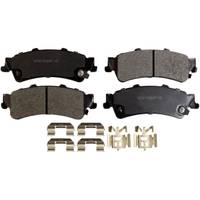 Monroe Pro Solution Brakes SEMI-MET BRAKE PAD from Blain's Farm and Fleet