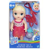 Baby Alive Face Paint Fairy from Blain's Farm and Fleet