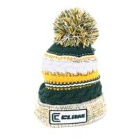 Clam Women's Pom Hat from Blain's Farm and Fleet